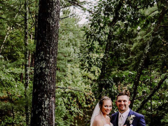 Peter and Tara's Wedding in Wisconsin Dells, Wisconsin 43