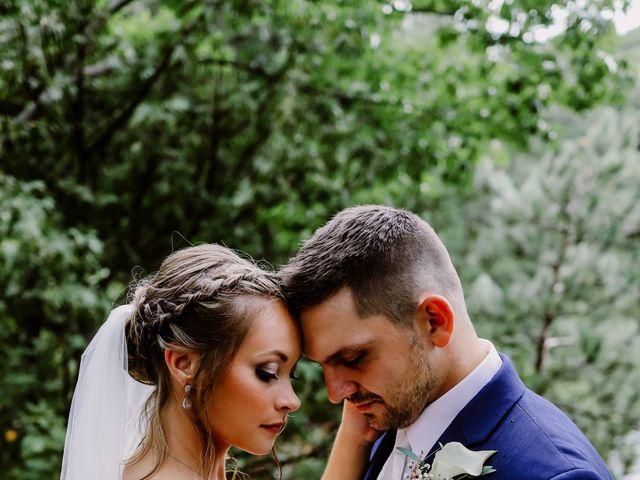 Peter and Tara's Wedding in Wisconsin Dells, Wisconsin 46