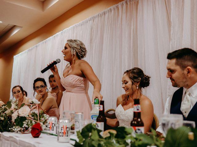 Peter and Tara's Wedding in Wisconsin Dells, Wisconsin 48