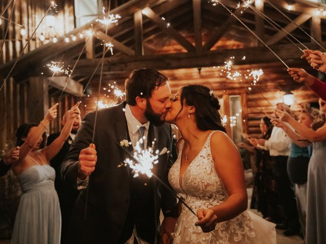 Trevor and Jamillah's Wedding in Weatherford, Texas 1