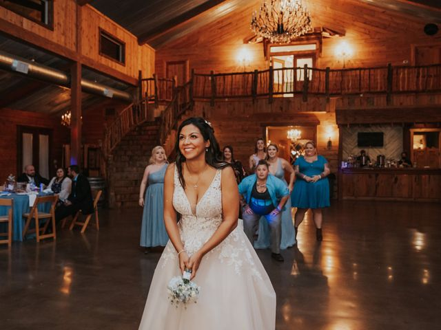 Trevor and Jamillah's Wedding in Weatherford, Texas 8