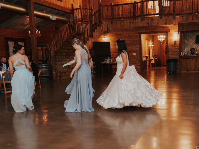 Trevor and Jamillah's Wedding in Weatherford, Texas 9