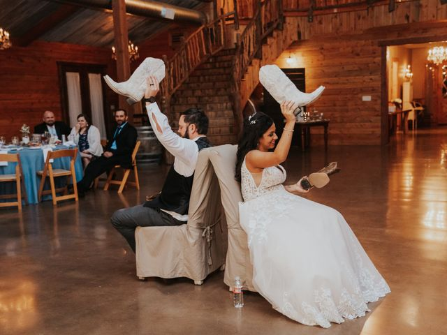 Trevor and Jamillah's Wedding in Weatherford, Texas 10