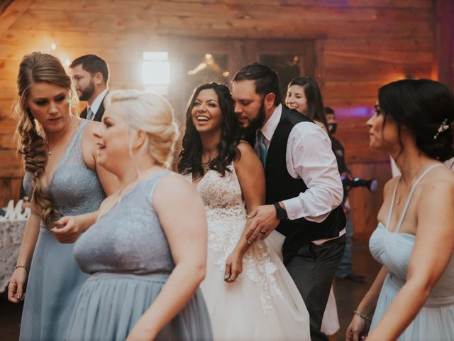 Trevor and Jamillah's Wedding in Weatherford, Texas 11