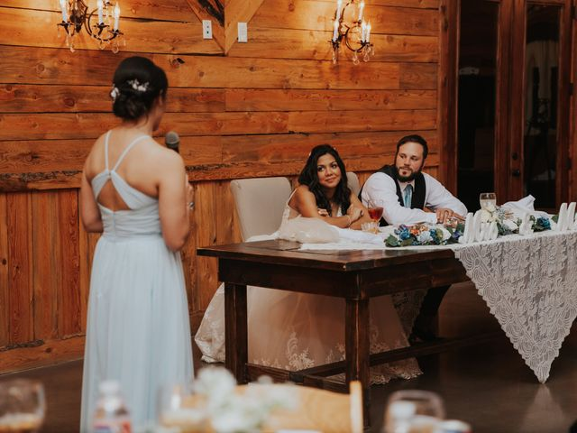 Trevor and Jamillah's Wedding in Weatherford, Texas 13