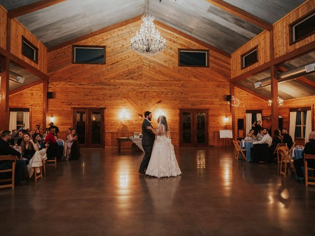 Trevor and Jamillah's Wedding in Weatherford, Texas 14