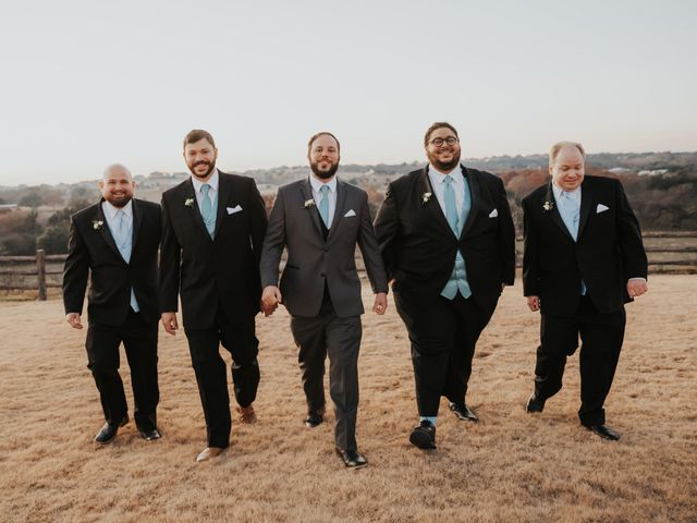 Trevor and Jamillah's Wedding in Weatherford, Texas 15