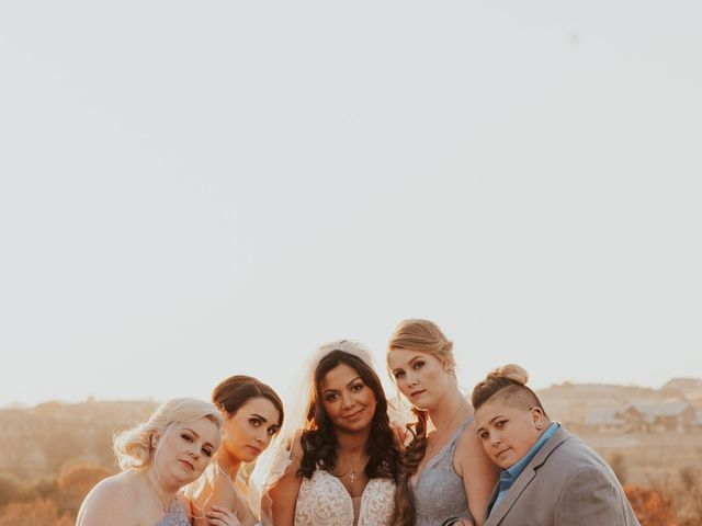 Trevor and Jamillah's Wedding in Weatherford, Texas 18