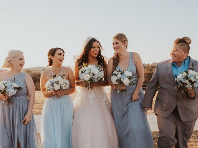 Trevor and Jamillah's Wedding in Weatherford, Texas 19