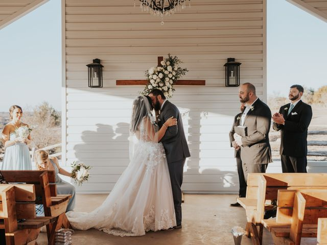Trevor and Jamillah's Wedding in Weatherford, Texas 25