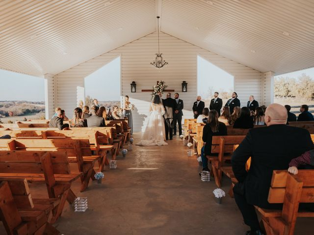 Trevor and Jamillah's Wedding in Weatherford, Texas 30