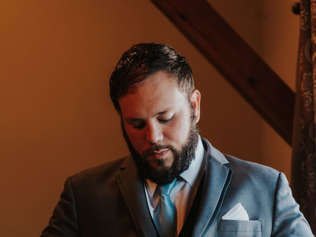 Trevor and Jamillah's Wedding in Weatherford, Texas 38
