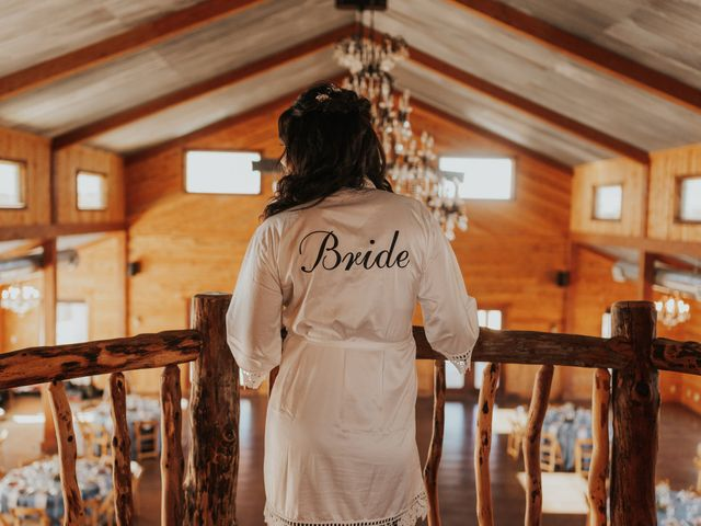 Trevor and Jamillah's Wedding in Weatherford, Texas 47