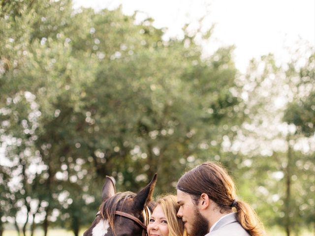 Michelle and Matthew's Wedding in Mansfield, Texas 5