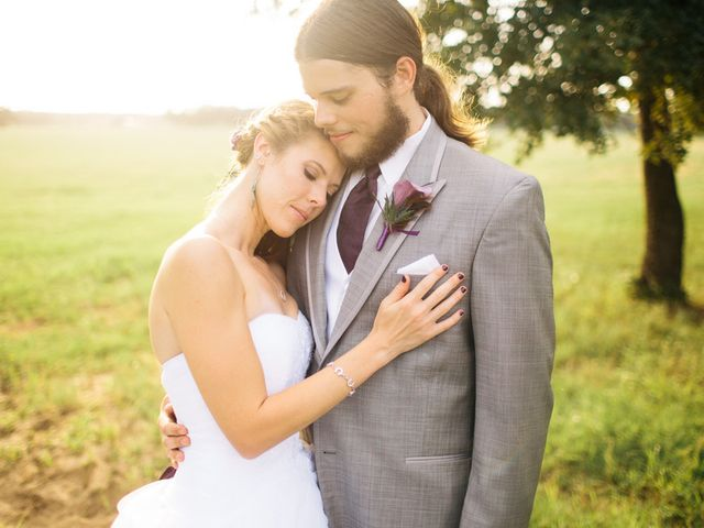 Michelle and Matthew's Wedding in Mansfield, Texas 6