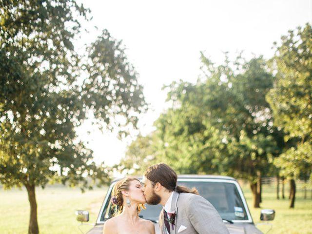 Michelle and Matthew's Wedding in Mansfield, Texas 7