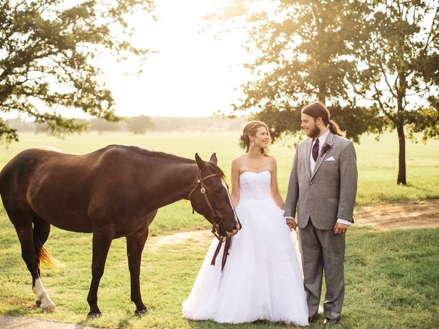 Michelle and Matthew's Wedding in Mansfield, Texas 3
