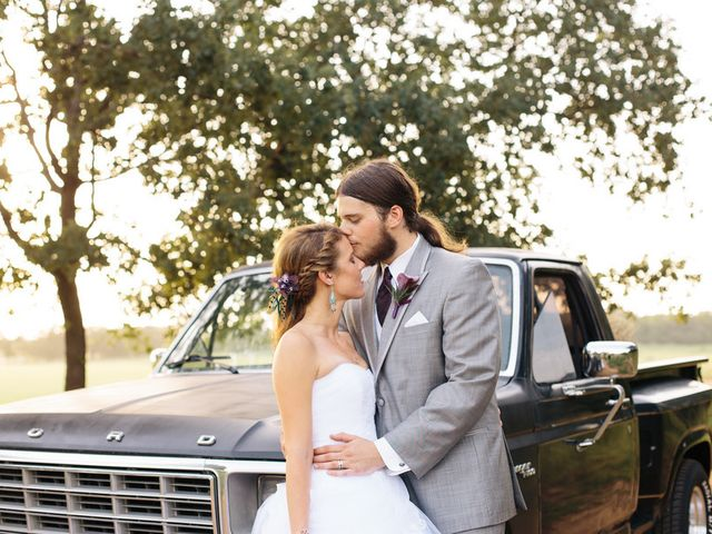 Michelle and Matthew's Wedding in Mansfield, Texas 8