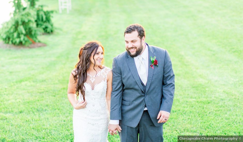 Kyle and Sumer's Wedding in Forest Hill, Maryland
