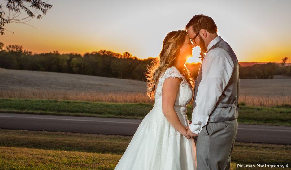 Andrew and Jessica's Wedding in Kansas City, Missouri