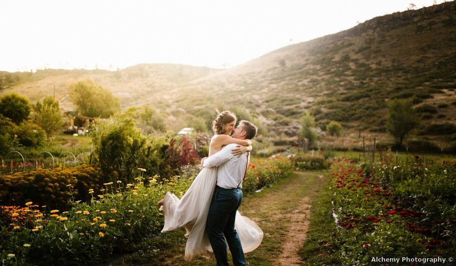 Zach and Brit's Wedding in Lyons, Colorado