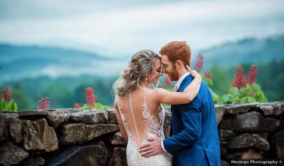 Jack and Gabrielle's Wedding in Asheville, North Carolina