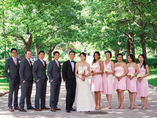 Michelle and Steven's Wedding in Toronto, Pennsylvania 15