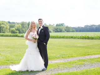 The wedding of Anthony and Kelsey 1