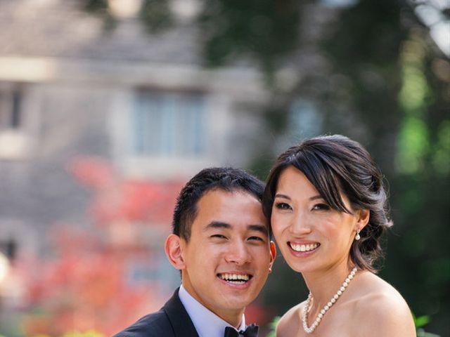 Michelle and Steven's Wedding in Toronto, Ohio 14
