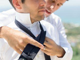 Dean and Kiki's Wedding in Kalamata, Greece 3