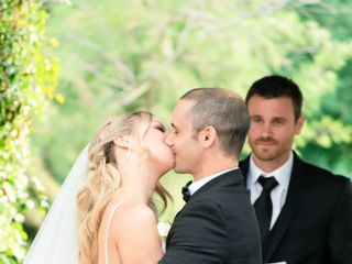 The wedding of Britney and Evan 2