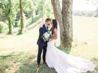 The wedding of Josiah and Ashley