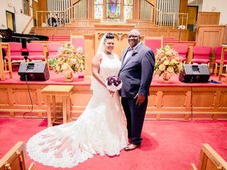 The wedding of Adara  and David 1