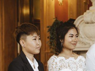 The wedding of Bim Nguyen and Vy Nguyen 3