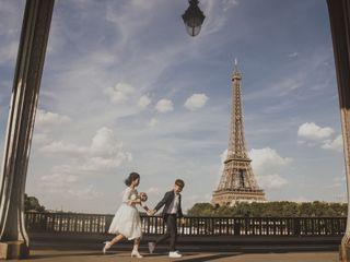 The wedding of Bim Nguyen and Vy Nguyen