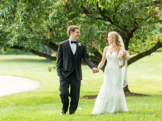 The wedding of Brian and Kelly 1