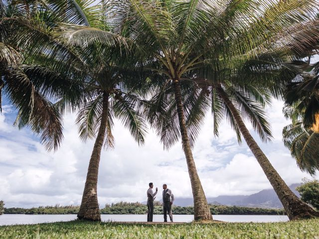 Jonathan and Mona's Wedding in Kaneohe, Hawaii 1