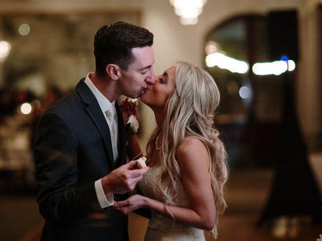 The wedding of Lauren and Devin