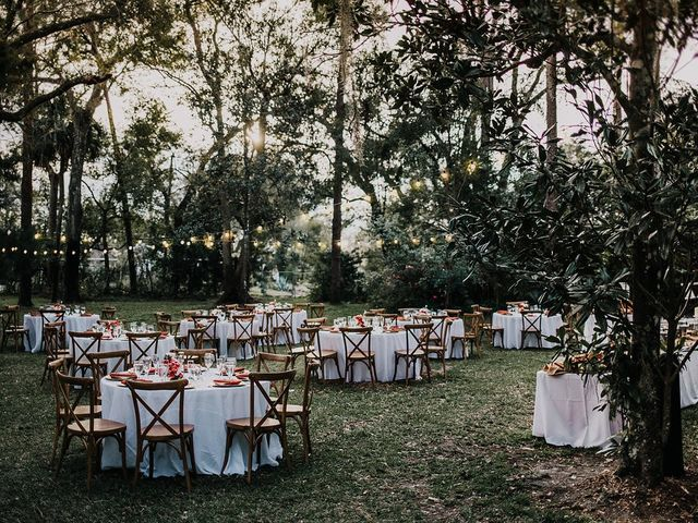 Amanda and Taevien's Wedding in Winter Park, Florida 2