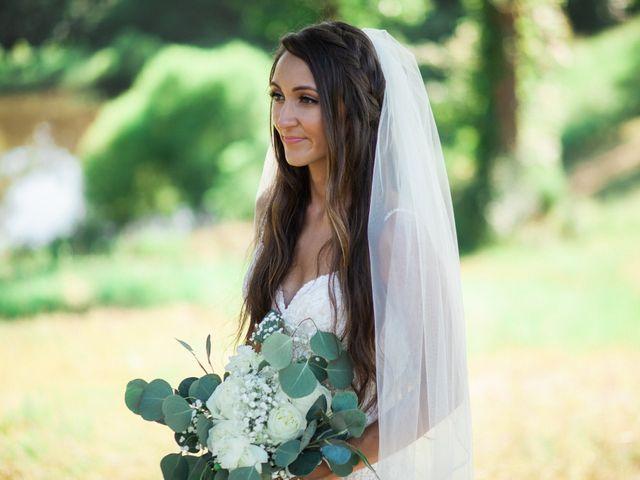Ashley and Josiah's Wedding in Roanoke, Virginia 1