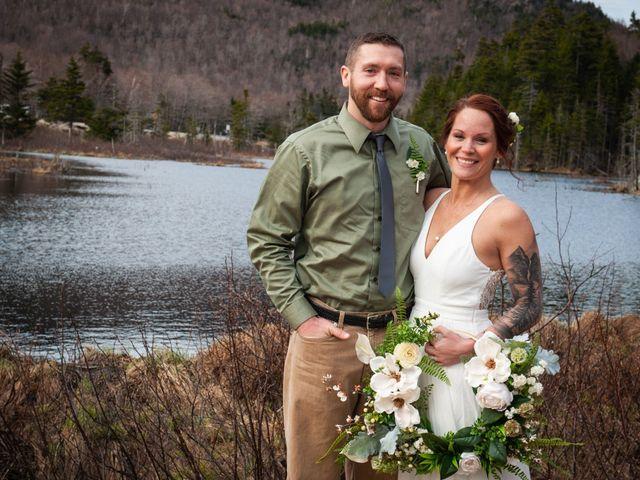 The wedding of Amy and Wendel