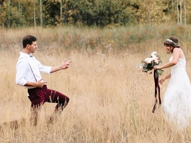 Austin and Shallyn's Wedding in Idaho Springs, Colorado 2