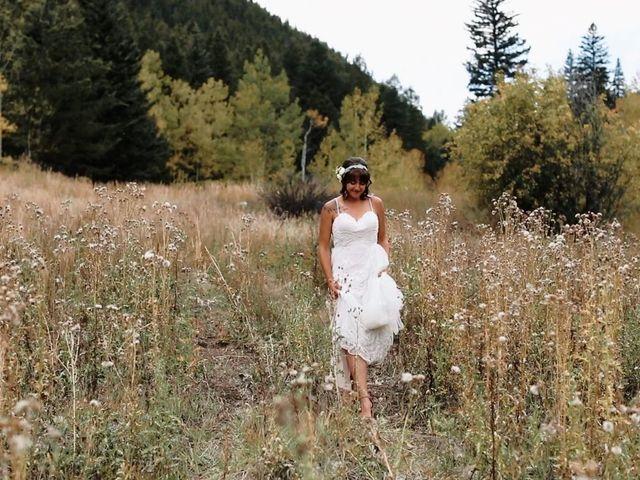 Austin and Shallyn's Wedding in Idaho Springs, Colorado 3