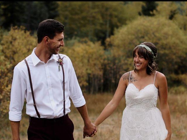 Austin and Shallyn's Wedding in Idaho Springs, Colorado 4