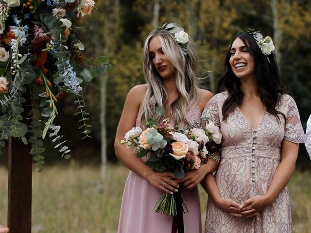 Austin and Shallyn's Wedding in Idaho Springs, Colorado 6