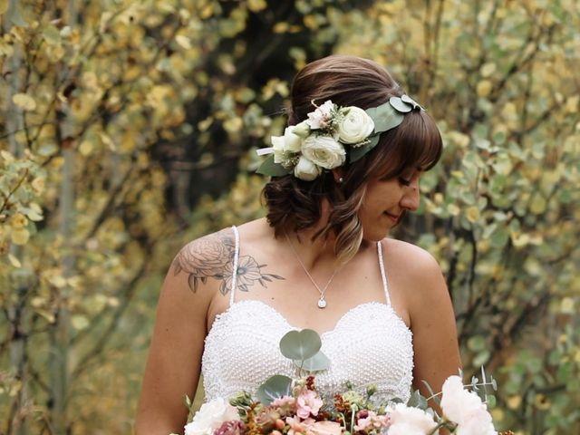 Austin and Shallyn's Wedding in Idaho Springs, Colorado 7