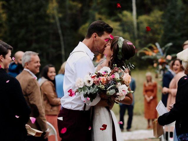 Austin and Shallyn's Wedding in Idaho Springs, Colorado 8