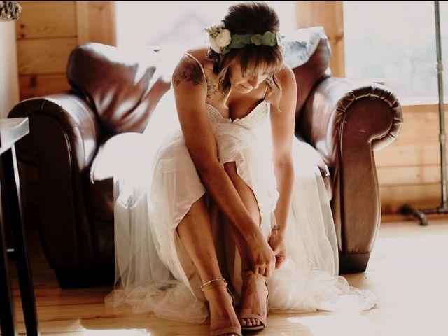 Austin and Shallyn's Wedding in Idaho Springs, Colorado 10