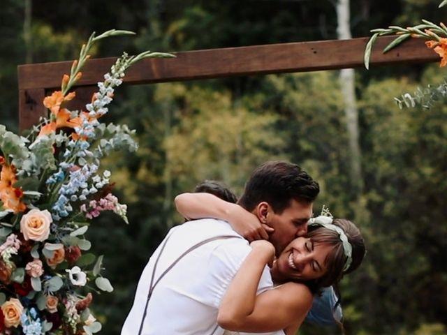 Austin and Shallyn's Wedding in Idaho Springs, Colorado 13