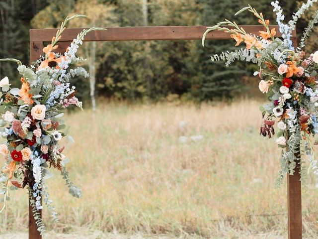 Austin and Shallyn's Wedding in Idaho Springs, Colorado 15